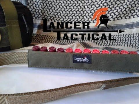 lancer tactical shotgun shell holder