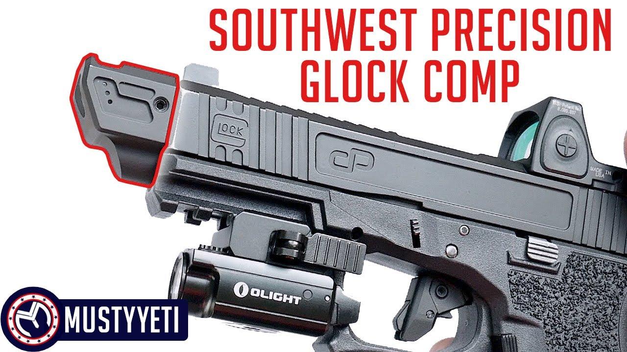 Southwest Precision | Glock Comp | Musty Yeti