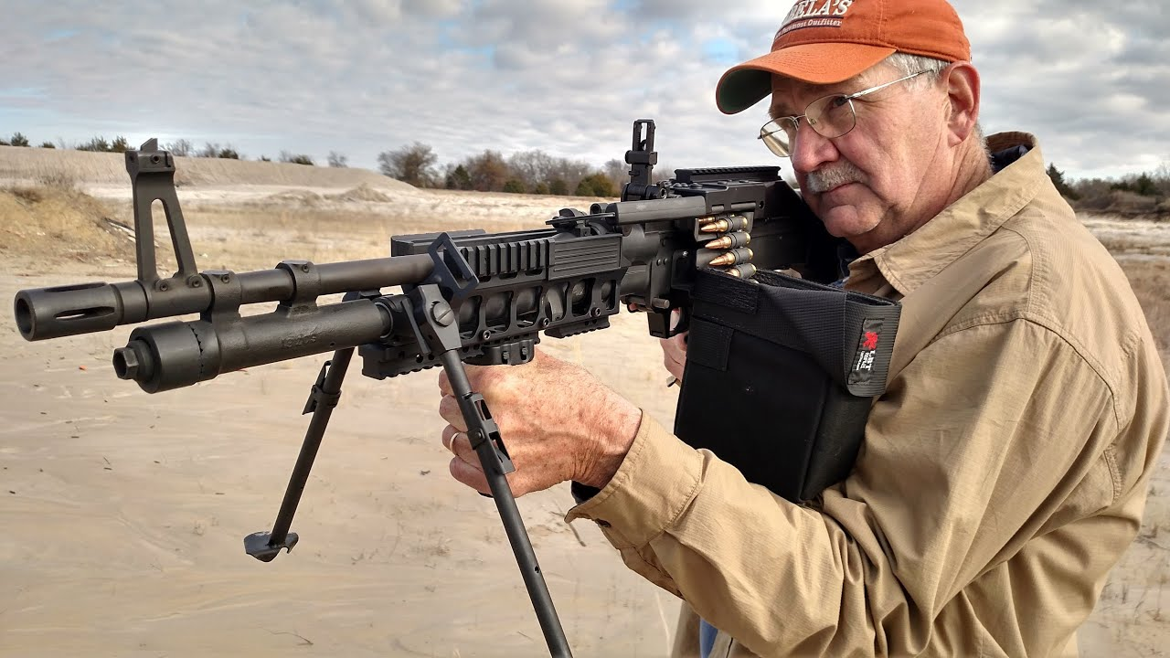M60 E6 Machine Gun