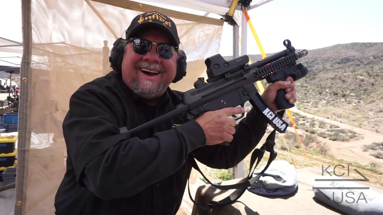 KCI USA Gen 2 MP5 30rd Big Sandy