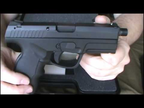 Steyr M9-A1 Review