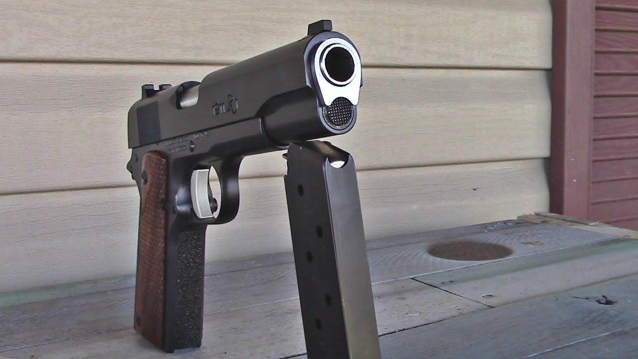 Remington R1 1911 Shoot & Talk