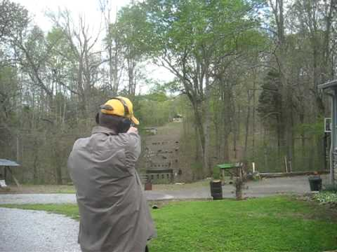 .44 Magnum at Long Range (230 yards)