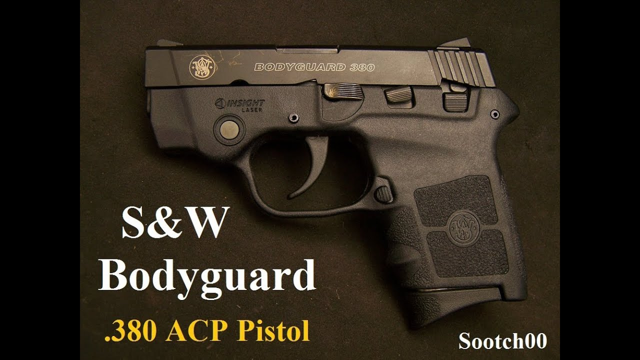 S&W Bodyguard 380 Sub Compact