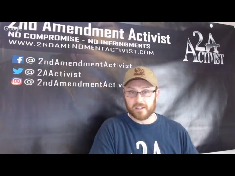 NRA Red Flag Law Moves Forward!
