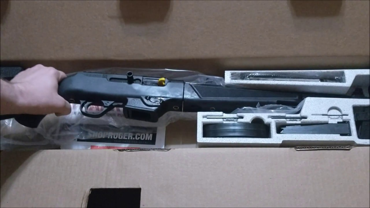 Ruger PC Carbine Preview