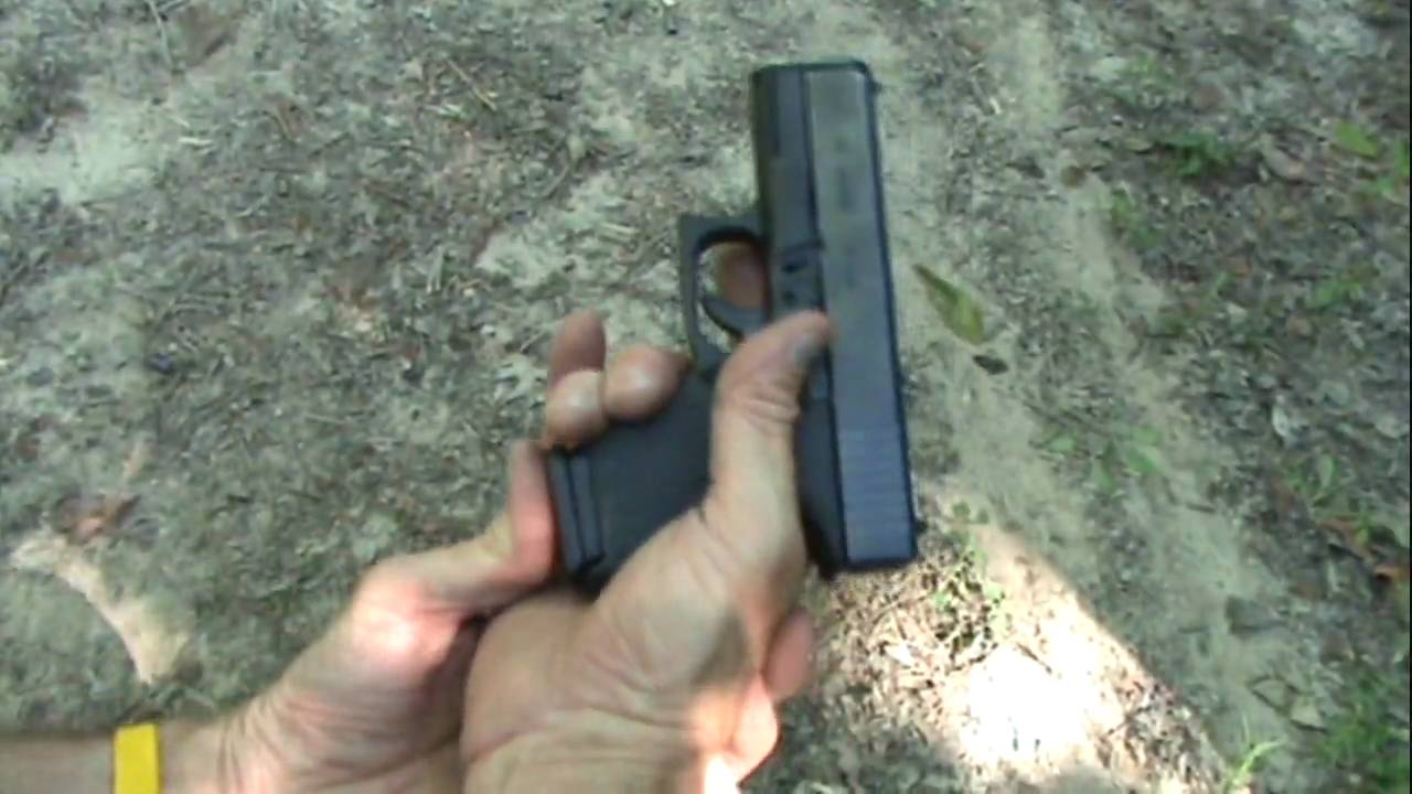 Glock 30 Close- up