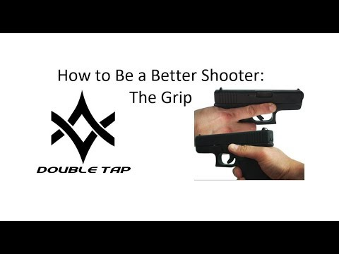 How to Be a Better Shooter: The Grip