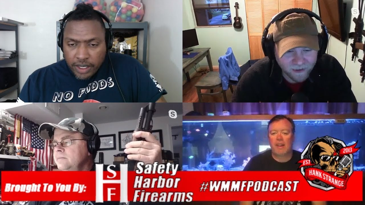 Podcast #354 - FreeForAll Monday: 2019 TGC Panel Ask Me Anything You Want? Hank Strange WMMF Podcast