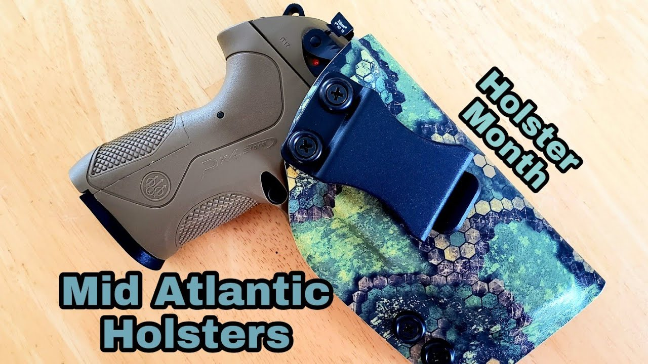 Mid Atlantic Holsters: Holster Month