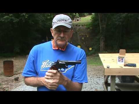 S & W  Model 19-5   .357 Magnum