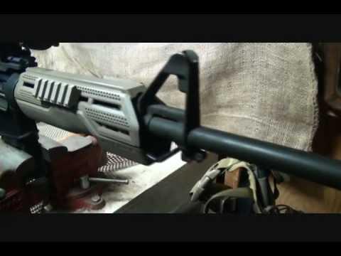 AB Arms LTF M4 Carbine Handguard