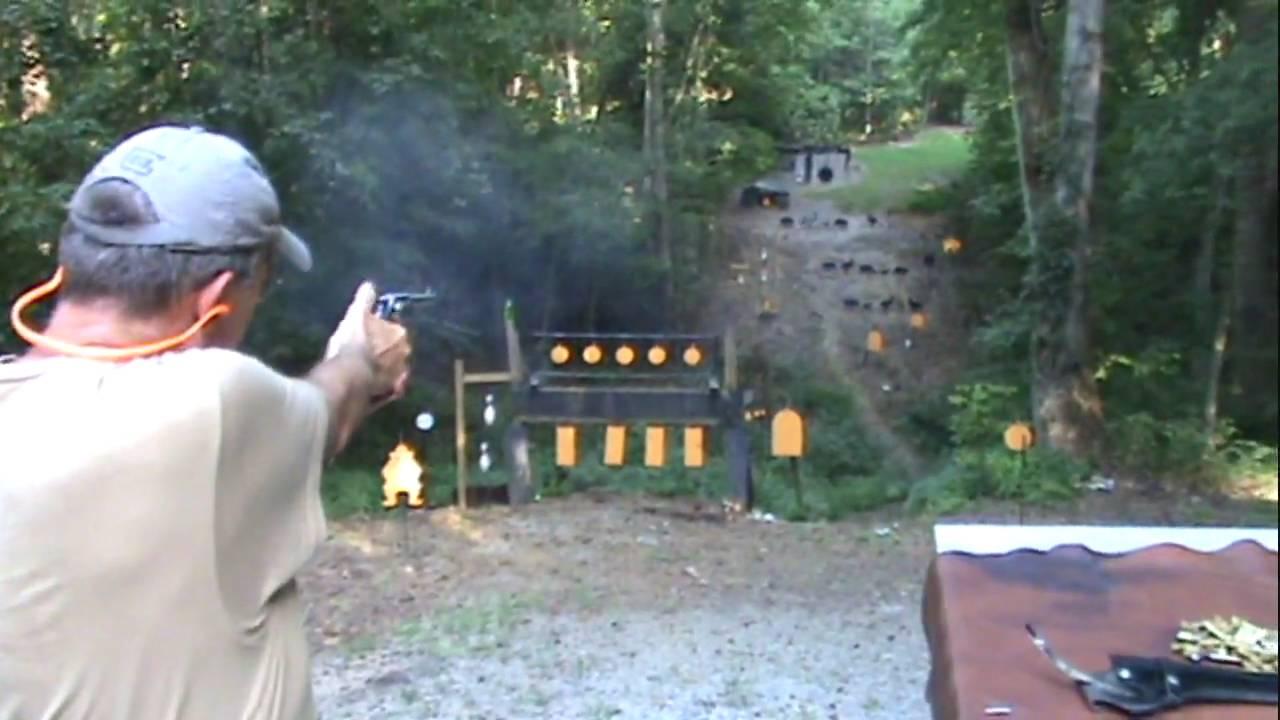 Colt New Service Revolver ( .45 Colt)