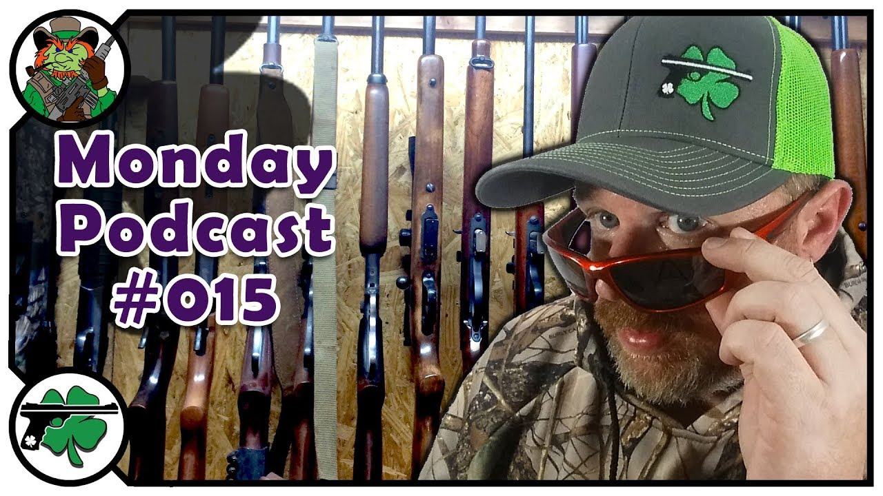 The Monday Podcast #015