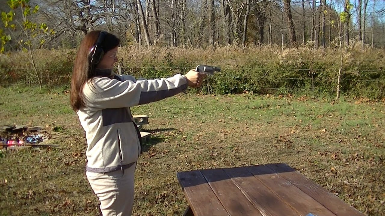 Shooting the Smith & Wesson 638