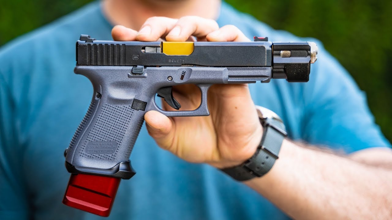 New Glock Compensator // How-To Reduce Recoil