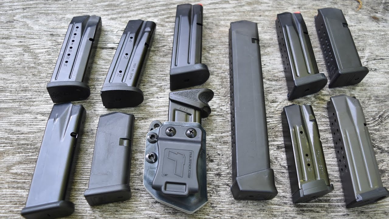 Tulster Universal Mag Carrier Review
