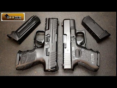 VP9SK Vs Glock 26 Comparison