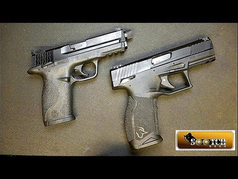 S&W M&P 22 Compact or Taurus TX22