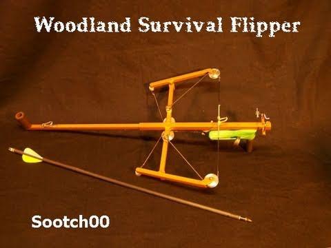 The Woodland Survival Flipper