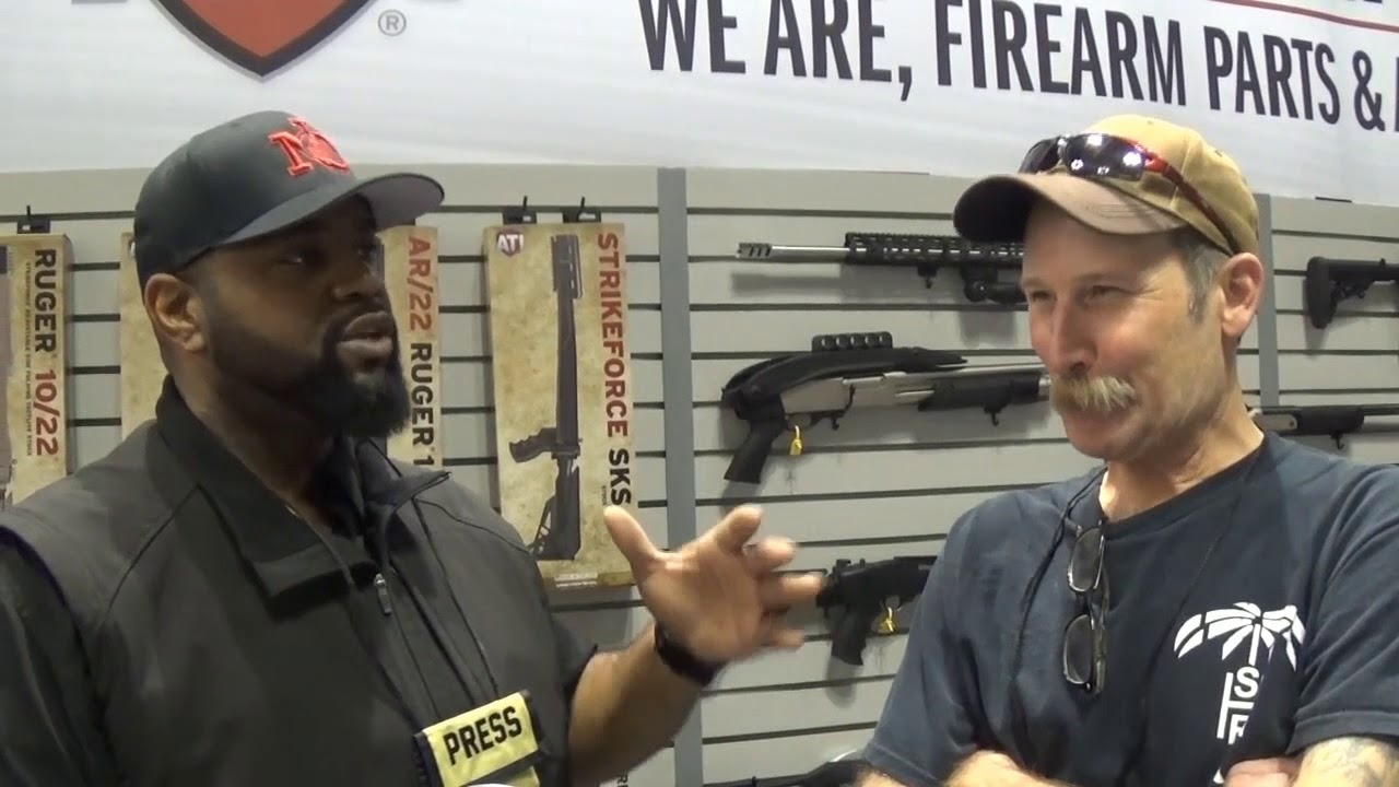 My good friend Kevin Dixie Interview at NRAAM 2019
