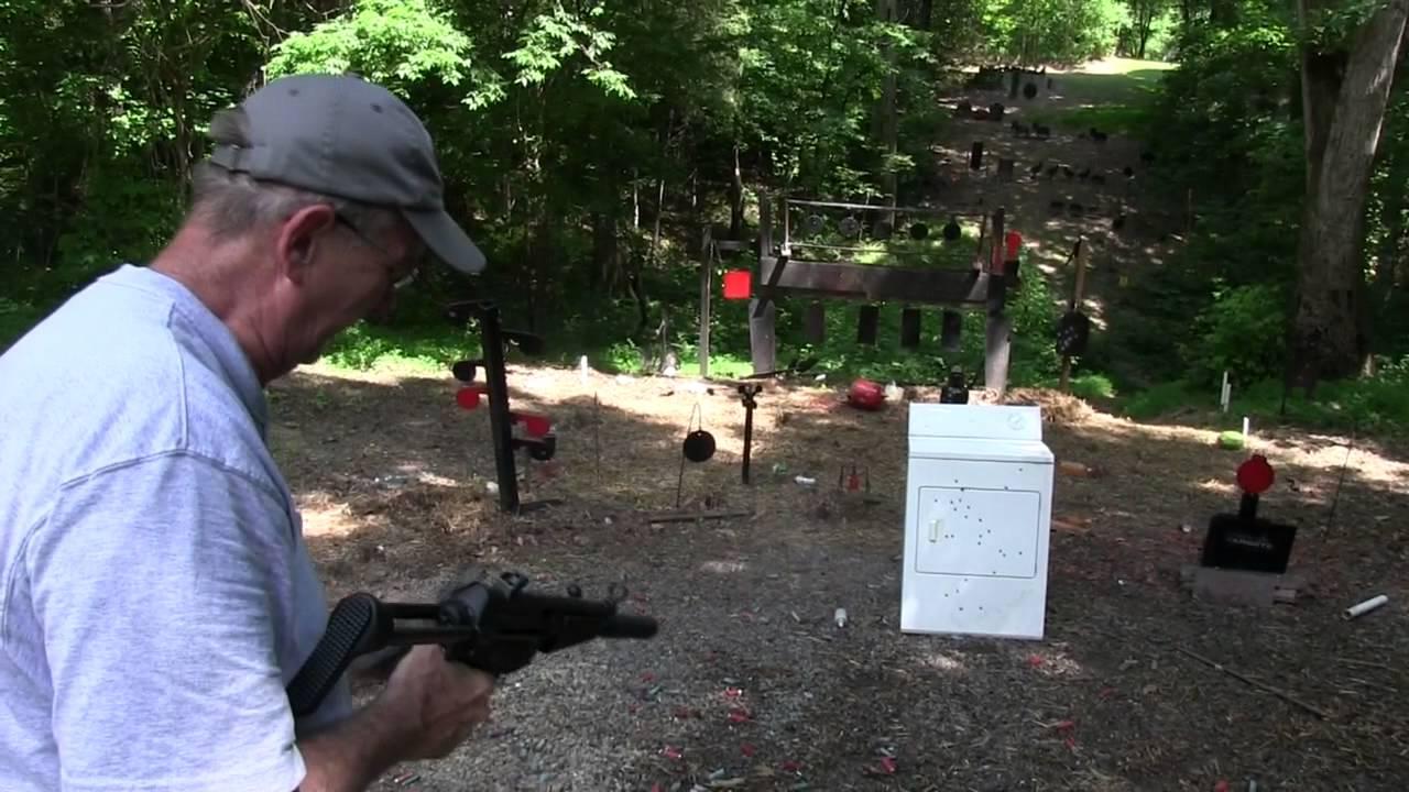 MP5 vs Dryer