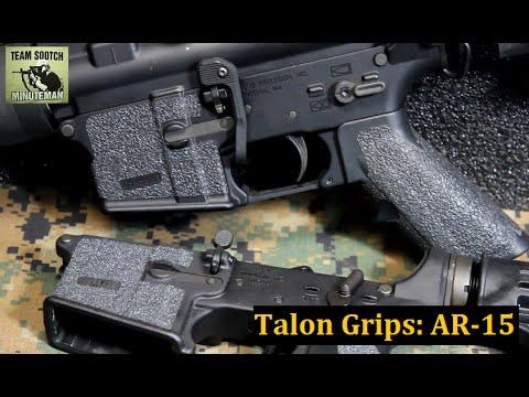 Talon Grips for the AR 15