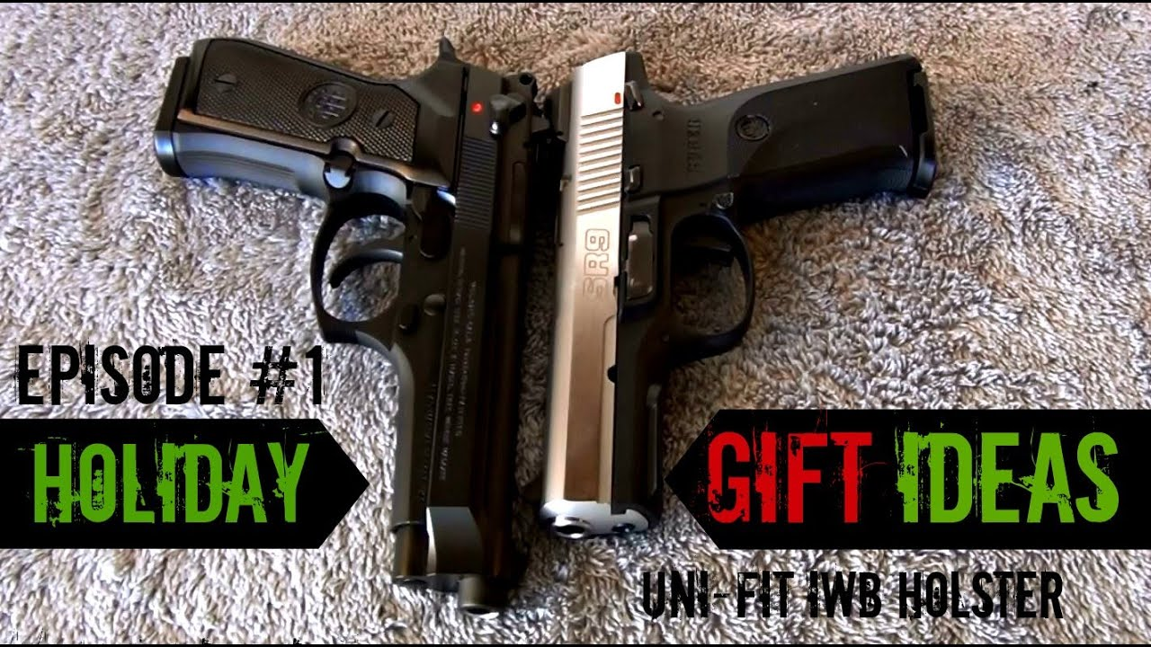 Gift Ideas for gun owners for the Holidays?  What to buy us addicts!