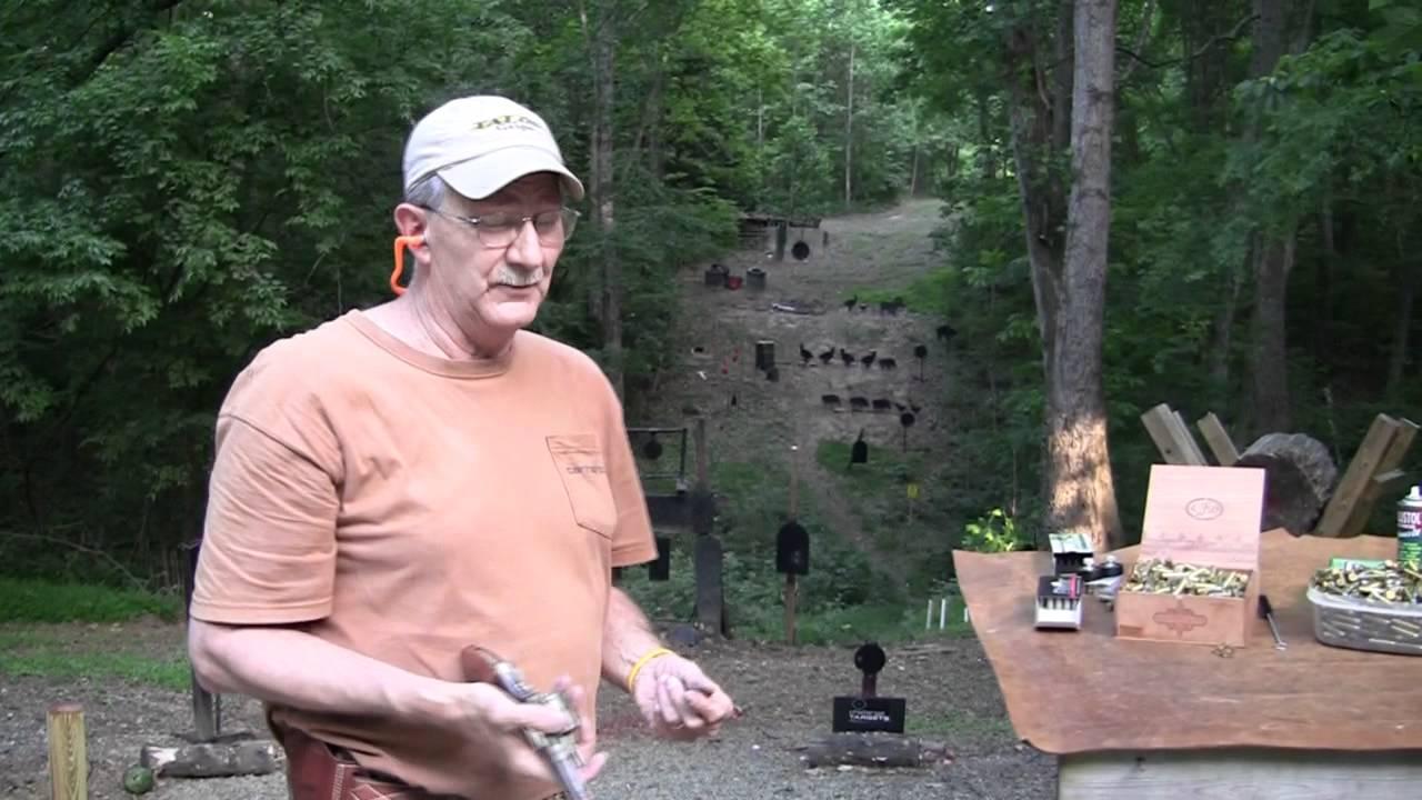 44 Magnum 629  Trail Boss