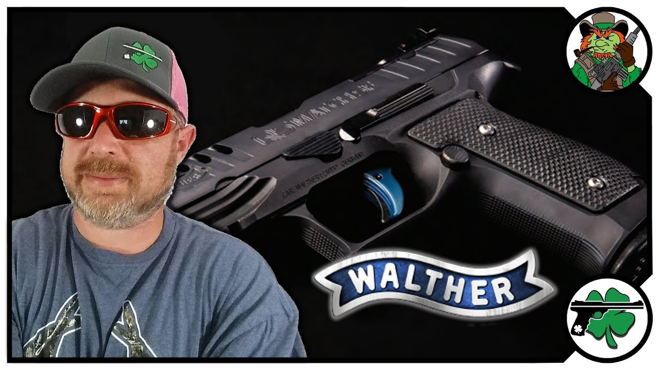 Walther Arms Talks About The PPQ SF, PPK, PK380, P22 & More