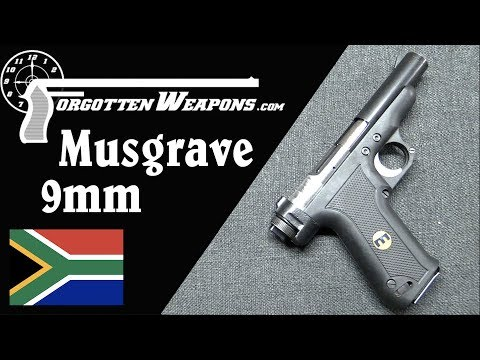 Musgrave 9mm: A Gun for the Black Market