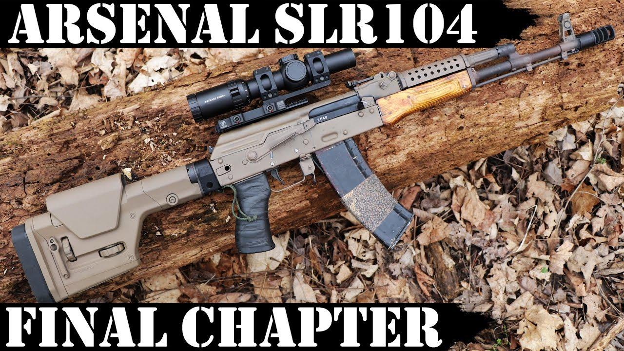 AK74: Arsenal AK74, SLR104 - Final Chapter,