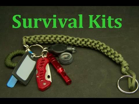 Survival Kits By Army Ranger Rick