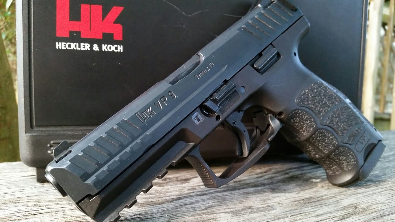 HK VP9 Review...The Perfect People's Pistol?