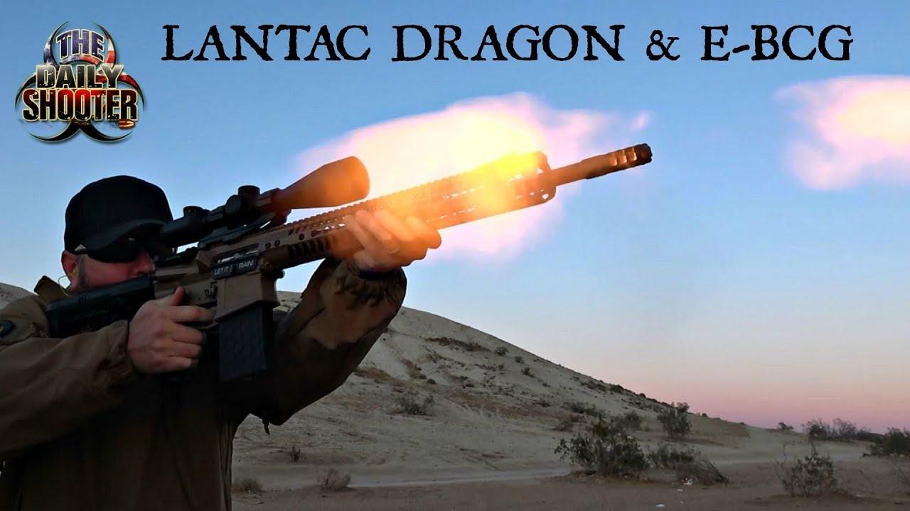 Lantac E-BCG & Dragon for .308 & 7.62x51