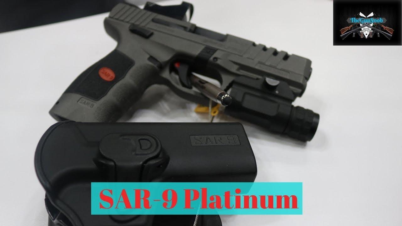 SAR-9 Platinum  From SAR USA