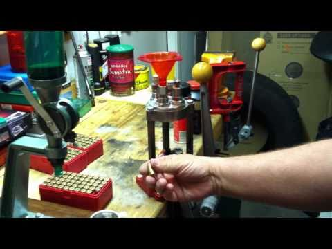 Reloading with the Lee Turret Press .45 ACP