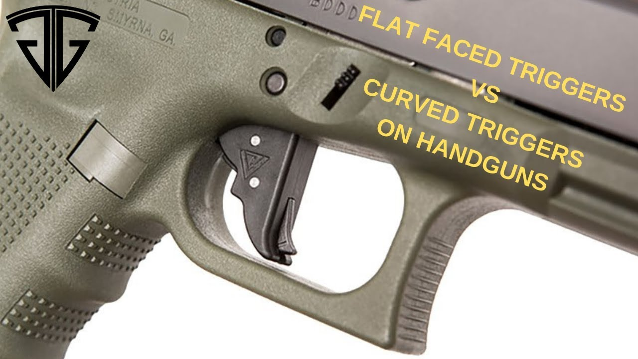 Flat vs Curved Trigger | Choose the right one for you