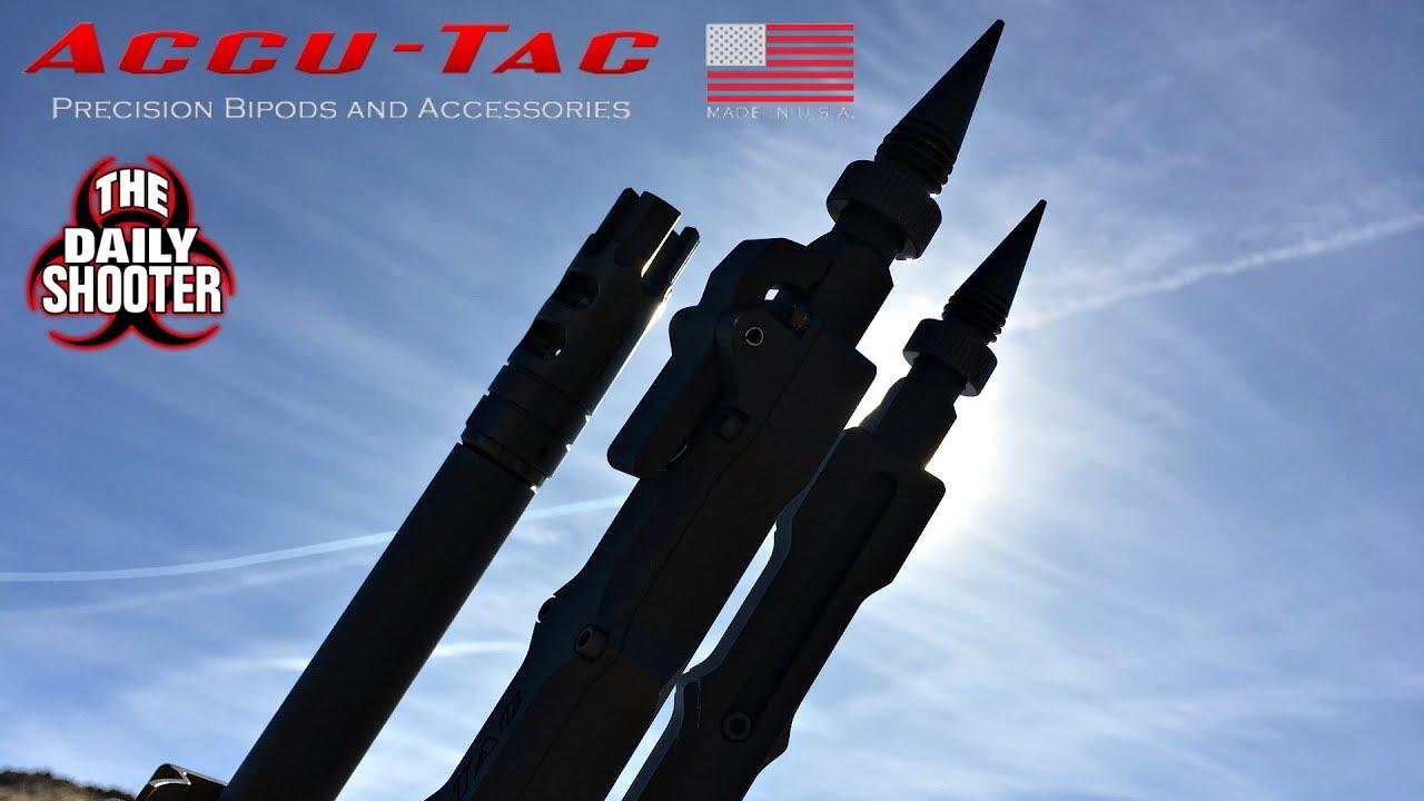 Accu Tac Bi Pod Review and Testing