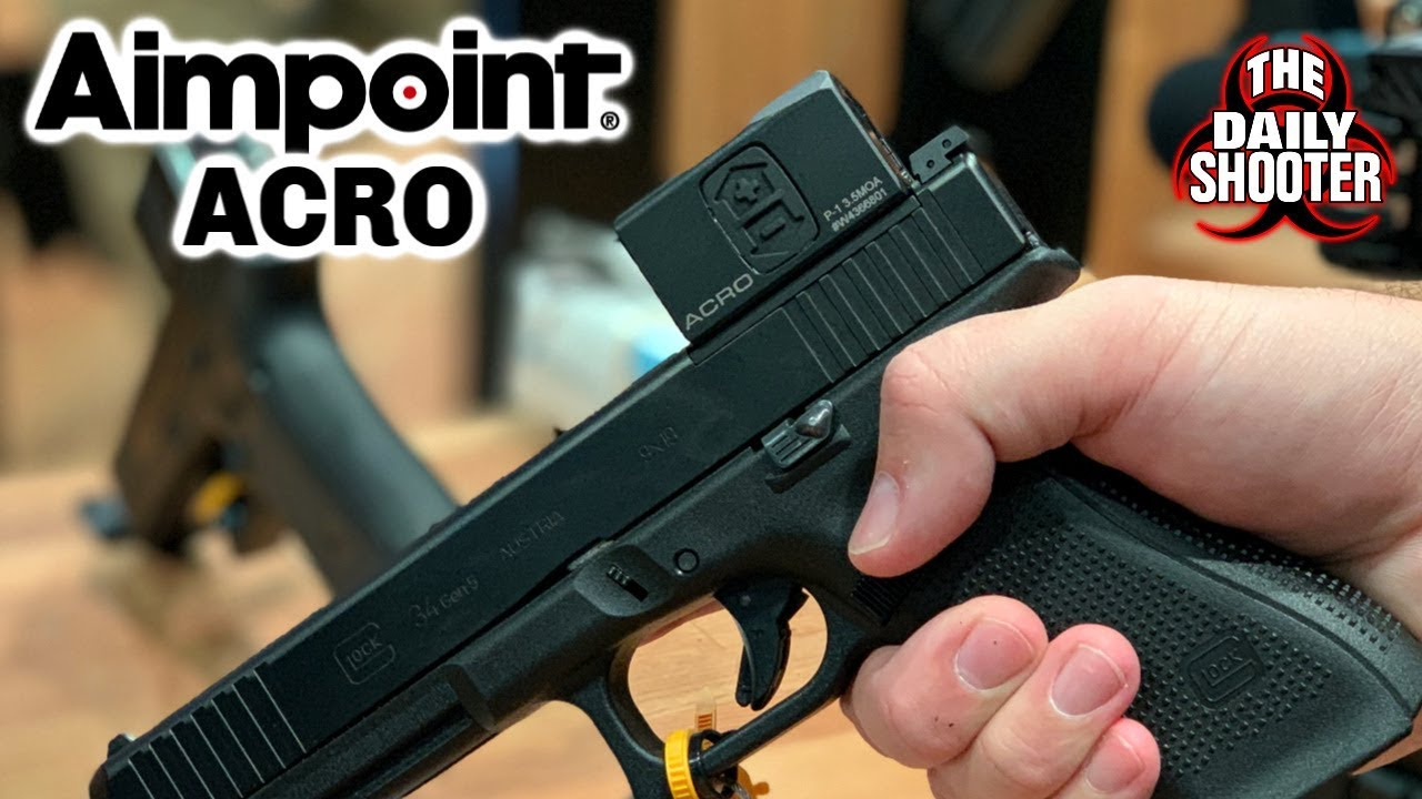 The New AimPoint ACRO P-1