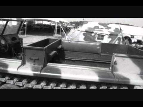 Restored WWII Vehicles, Tanks & Weapons