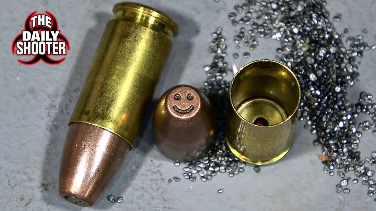 Alchemist Ammo C3 Frangible Smiley Face