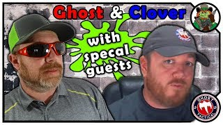 Ghost & Clover LIVE! w/Special Guests
