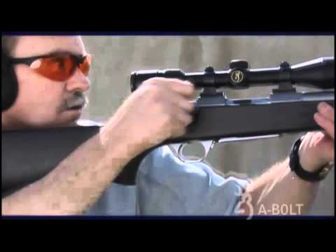Browning A-Bolt Rifle 2008 Overview