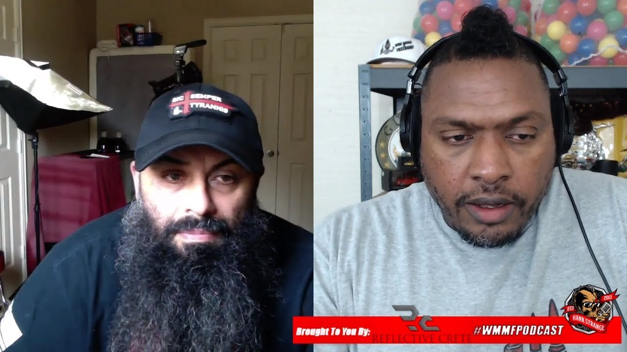 Podcast #369 What Really Happened With Forged From Freedom & IV8888 Hank Strange WMMF Podcast