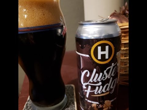 CLUSTER FUDGE Imperial Stout