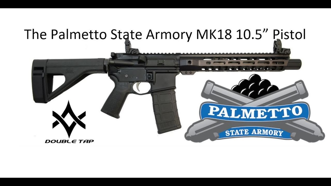 Palmetto State Armory MK18 Build Butthurt