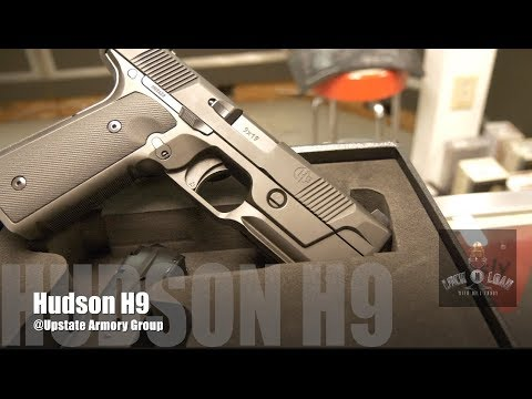 Hudson H9 9mm Pistol @ Upstate Armory Group