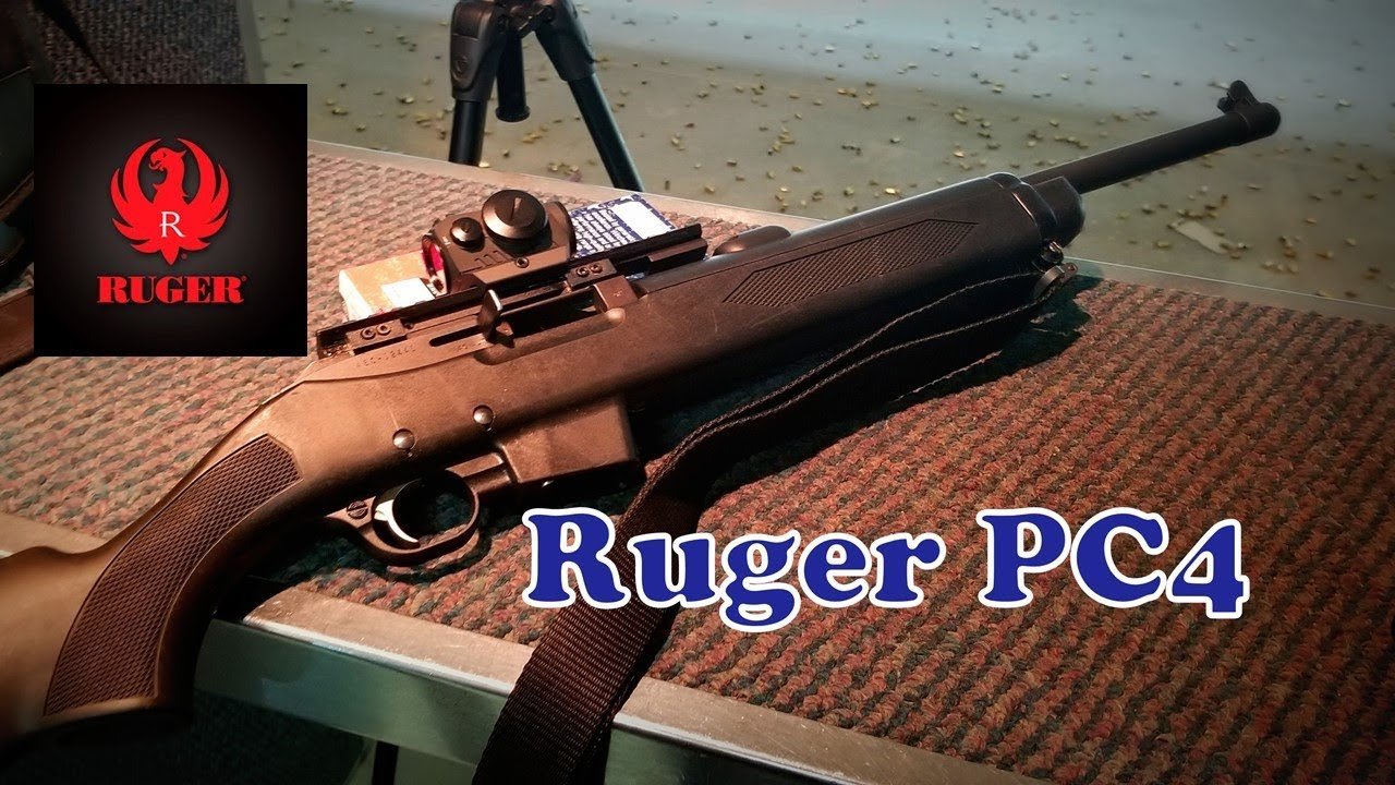 Ruger PC4