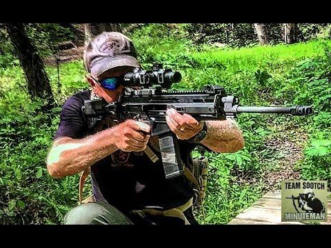 CZ 805 Bren S1 5.56 Carbine Review